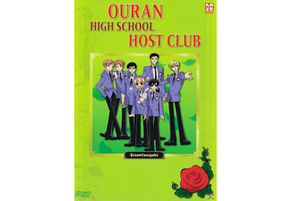 Ouran High School Host Club – Gesamtausgabe DVD