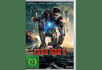Iron Man 3 DVD