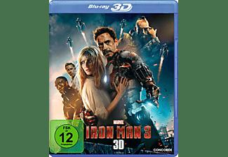 Iron Man 3 (3D/2D) 3D Blu-ray