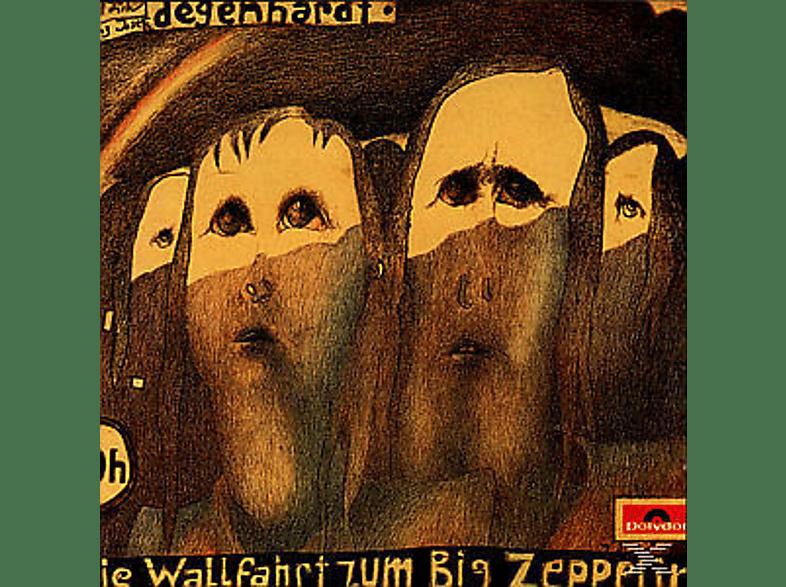 FRANZ J. Degenhardt, Franz Josef Degenhardt - Die Wallfahrt Zum Big Zeppelin [CD]
