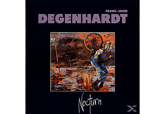 FRANZ J. Degenhardt, Franz Josef Degenhardt - Nocturn  - (CD)