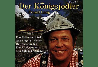 Franzl Lang - Der Königsjodler  - (CD)