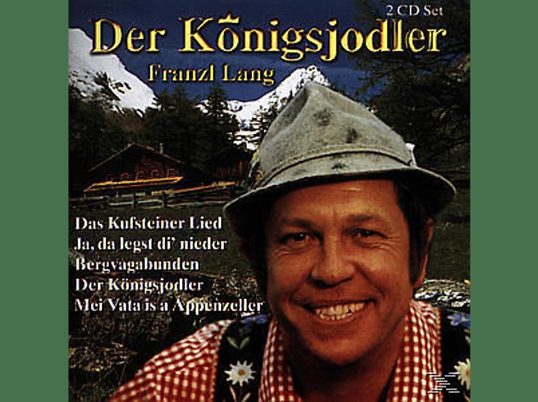 Franzl Lang - Der Königsjodler [CD]