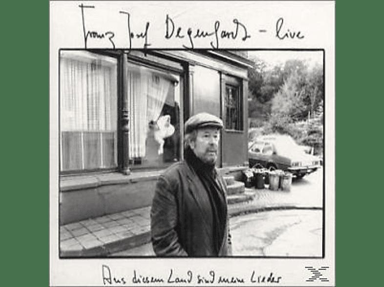Franz Josef Degenhardt - Aus Diesem Land Sind Meine Lieder [CD]