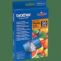 BROTHER BP 71 GP50 Fotopapier   A6 Brother BP 71 GP50 Fotopapier 10x15