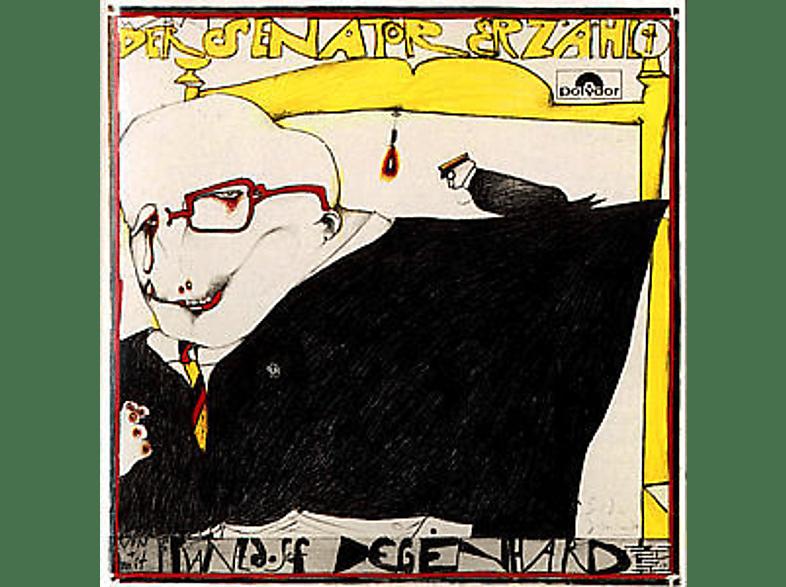 FRANZ J. Degenhardt, Franz Josef Degenhardt - Wenn Der Senator Erzählt [CD]
