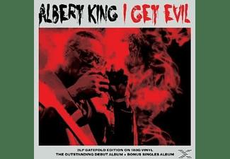 Albert King - I Get Evil  - (Vinyl)
