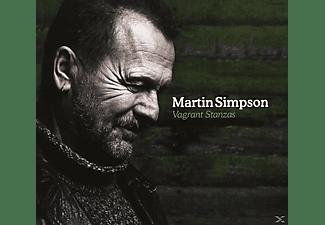 Martin Simpson - Vagrant Stanzas  - (CD)