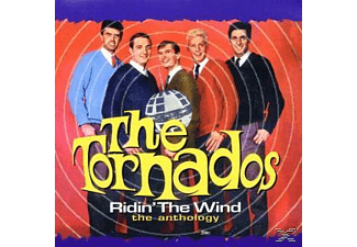 The Tornados - Ridin  The Wind/Anthology - (CD)