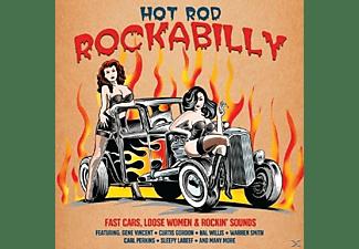 VARIOUS - Hot Rod Rockabilly  - (CD)