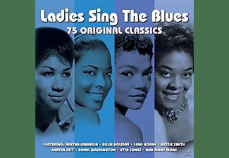 VARIOUS - Ladies Sing The Blues  - (CD)