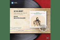 Hans Richter-haaser - Klaviersonaten 14 & 19 [CD]