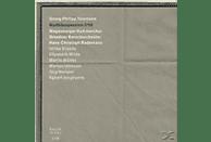 Magdeburg Chamber Choir & Rademann - Matthäuspassion 1750 [CD]