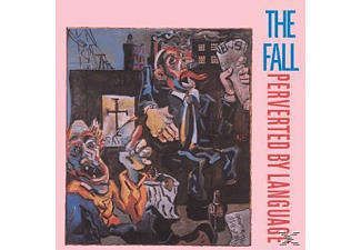 The Fall - Perverted By Language  - (CD)