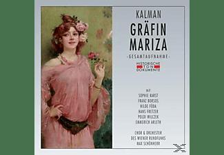 Chor Und Orchester Des Wiener Rundfunks - Gräfin Mariza  - (CD)