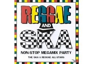 Reggae, The & Reggae All-stars Ska - Reggae & Ska Non Stop Megamix Party - (CD)