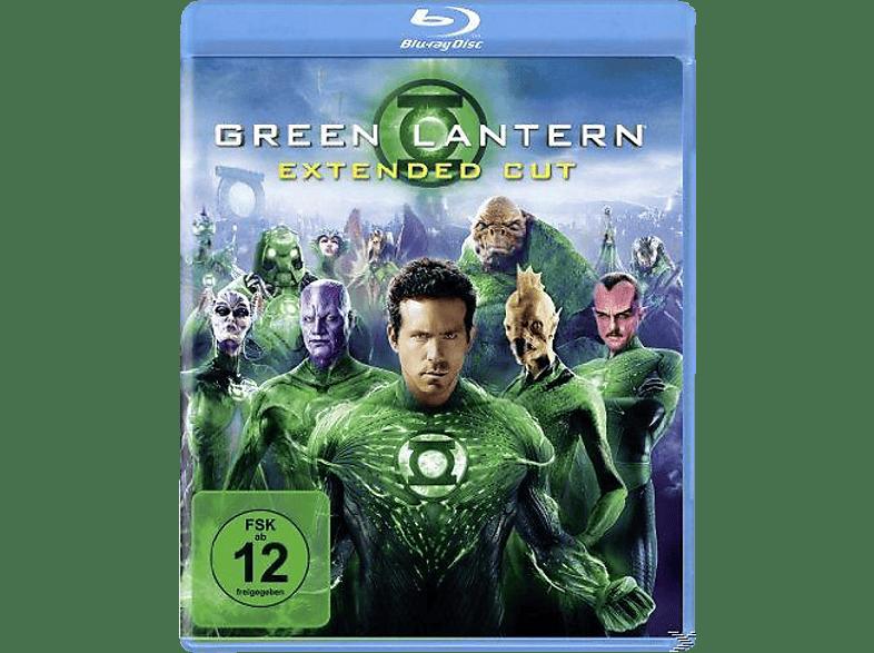 Green Lantern - Extended Version [Blu-ray]
