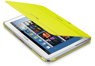 SAMSUNG Galaxy Note 10.1 book cover Groen