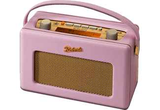 ROBERTS RD-60 - Digitalradio (DAB+, FM, Internet radio, Rosa)