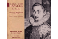 Regensburger Domspatzen/Ratzinger, Georg Regensburger Domspatzen / Ratzinger - Geistliche & Weltliche Vokalwerke [CD]