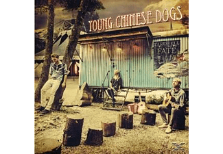 Young Chinese Dogs - Farewell To Fate  - (CD)