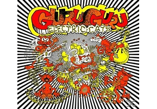 Guru Guru - Electric Cats  - (CD)