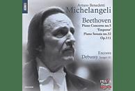 Arturo Benedetti Michelangeli - Klavierkonz.5/Sonate 31/Images (4 ) [SACD Hybrid]