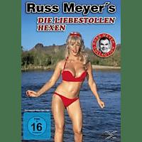 Russ Meyer: Die liebestollen Hexen [DVD]