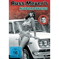 RUSS MEYER:MOTORPSYCHO (KINOEDITION) [DVD]
