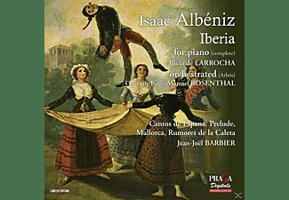 Alicia De Larrocha, Manuel Rosenthal, Orchestre Du Theatre National De L'opera De Paris, Jean-joel Barbier - Iberia  - (SACD Hybrid)