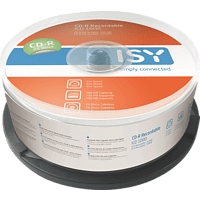 ISY ICD-1000 CD-R 25er Spindel CDR