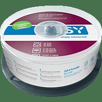 ISY IDV-2100 DVD-R 25er Spindel Printable DVD-R