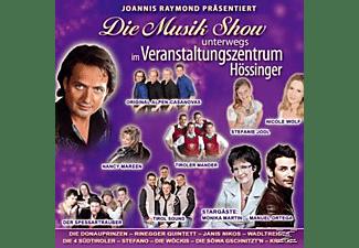 VARIOUS - Joannis Raymond präs.d.Musikshow Folge 12  - (CD)