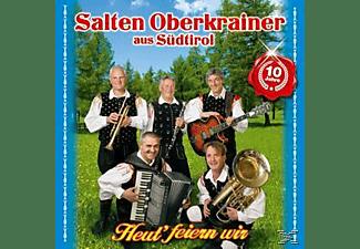 Salten Oberkrainer - Heut' Feiern Wir-10 Jahre Südtirol  - (CD)
