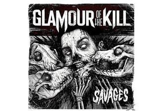 Glamour Of The Kill - Savages  - (Vinyl)