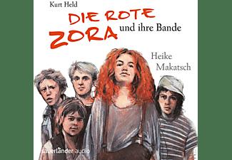 Heike Makatsch - Die Rote Zora und ihre Bande  - (CD)