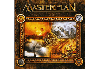 Masterplan - Masterplan - Limited Edition (CD)