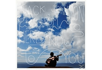 Jack Johnson - From Here To Now To You | CD