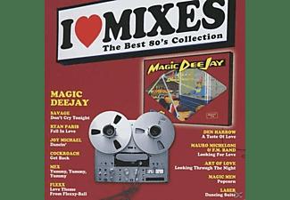 VARIOUS - I Love Mixes Magic Dee Jay Vol.5  - (CD)