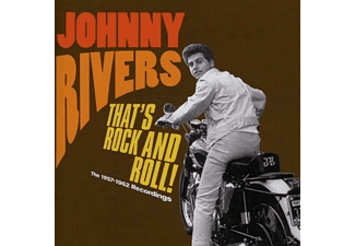 Johnny Rivers - That's Rock And Roll!  - (CD)
