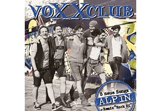 Voxxclub ALPIN (RE-RELEASE) CD