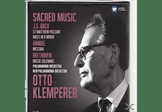 VARIOUS, Philharmonia Chorus, New Philharmonic Orchestra, The Philharmonia Orchestra - Sacred Music [Box-Set]  - (CD)