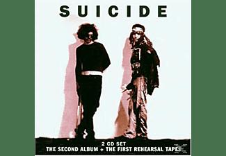 Suicide - The Second Album  - (CD)