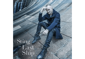Sting THE LAST SHIP CD
