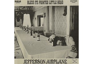 Jefferson Airplane - Bless Ist Pointed Little Head - LTD Vinyl 24 Bit Rep  - (CD)