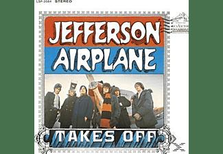 Jefferson Airplane - Takes Off-Ltd Vinyl 24bit Replica  - (CD)