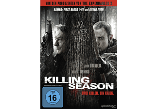 Killing Season - (DVD)