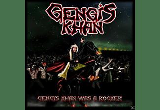 Gengis Khan - Gengis Khan Was A Rocker  - (CD)