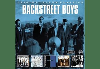 Backstreet Boys - Original Album Classics  - (CD)