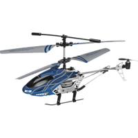 REVELL RC Helicopter Sky Fun RTF/3CH/2,4 GHz R/C Spielzeughelicopter, Blau